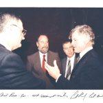 ביקור אדוארד קנדי 1988