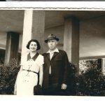 1957 ההורים בתל-אביב